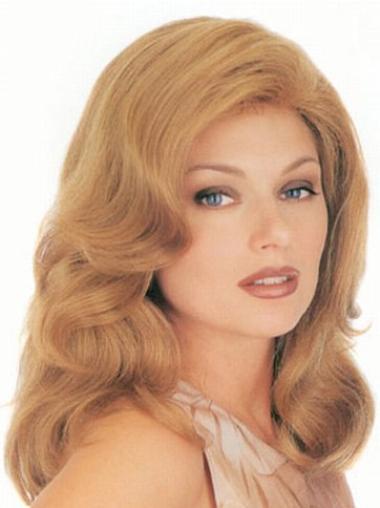 "Perruques Classiques 16"" Opportune Blonde"