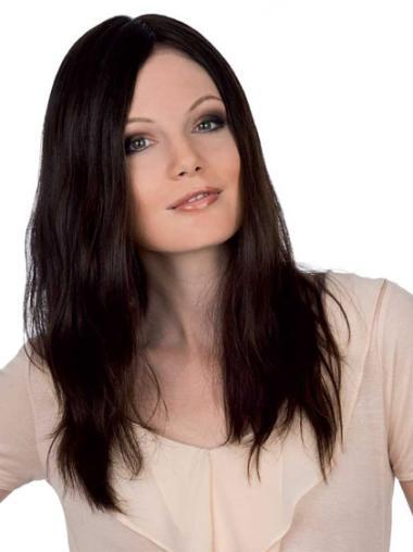 """Remy Human Perruques Lace 18"""" Aimée Auburn"""