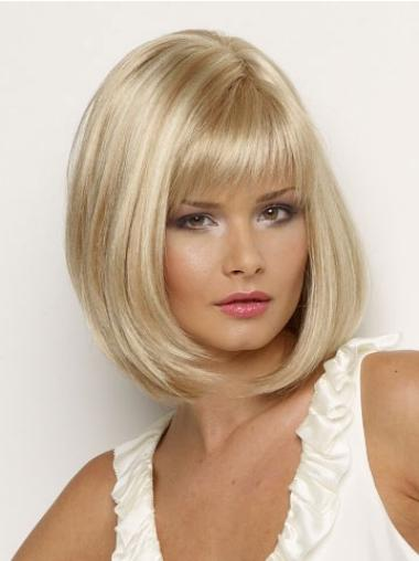 "Perruques Petites 10"" En Vogue Blonde"