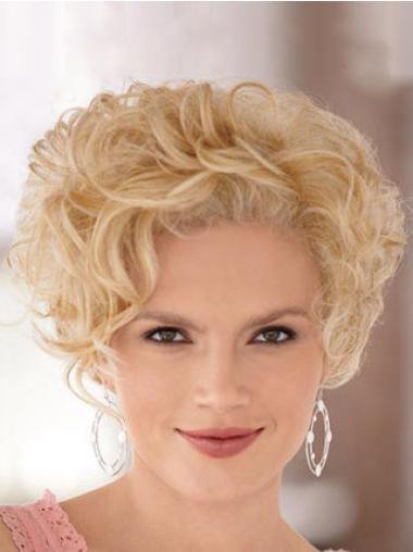 """Perruques Lace Frontale 8"""" En Vogue Blonde"""