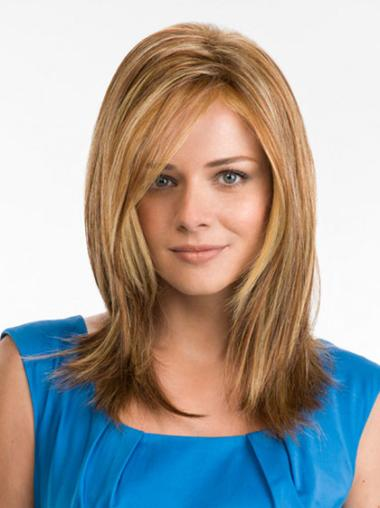 Perruques Lace Front Non Glu Fabuleux Blonde Lisse