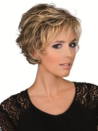 """Remy Human Perruques Lace 6"""" Soyeuse Brune"""