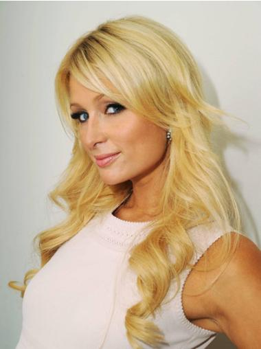"""Perruques Lace Frontale 18"""" Propre Blonde"""