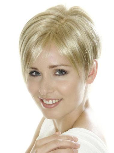 """Perruques Lace Frontale 4"""" Parfaite Blonde"""