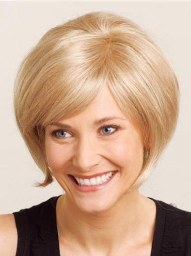 """Perruques Bob 10"""" Magnifique Blonde"""