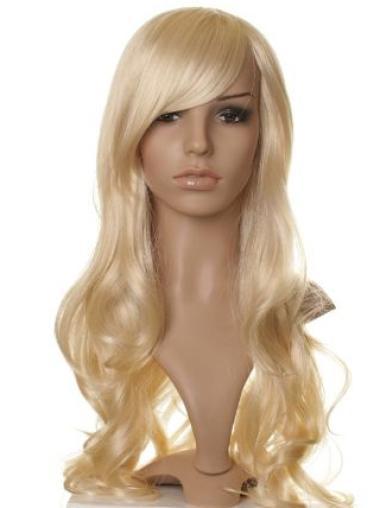 """Perruques Célébrités 26"""" Réduction Blonde"""