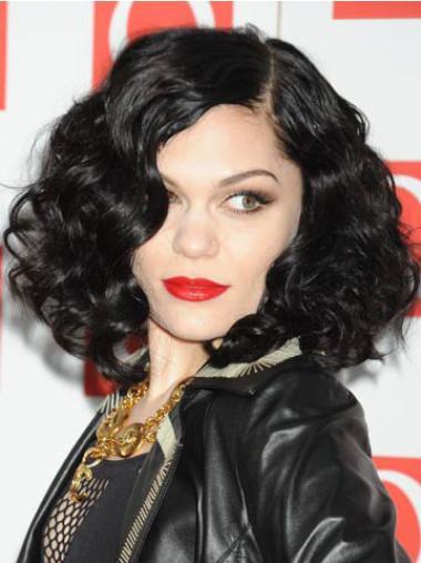 """Perruques Jessie J 14"""" En Vogue Noir"""