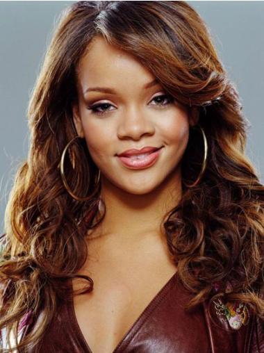 "Perruques Rihanna 18"" Flexible Auburn"