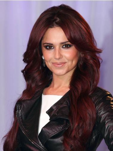 "Perruques Cheryl Cole 20"" En Stock Rouge"
