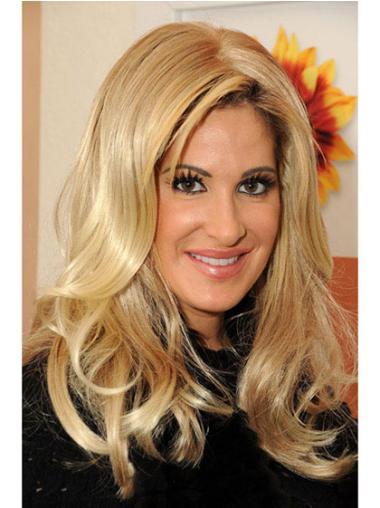 "Perruques Kim Zolciak 18"" Elégante Blonde"