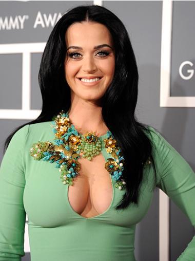 "Perruques Katy Perry 20"" Aimée Noir"