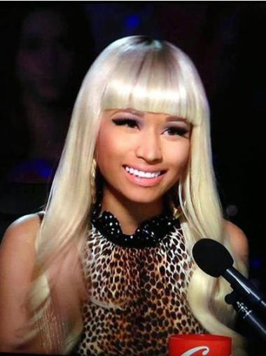 "Perruques Nicki Minaj 24"" Pratique Blonde"