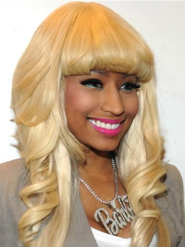 "Perruques Nicki Minaj 24"" Haute Qualité Blonde"