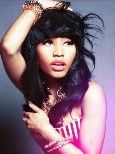 "Perruques Nicki Minaj 16"" Meilleure Noir"