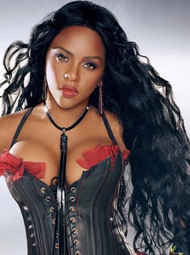 """Perruques Nicki Minaj 26"""" Belle Noir"""