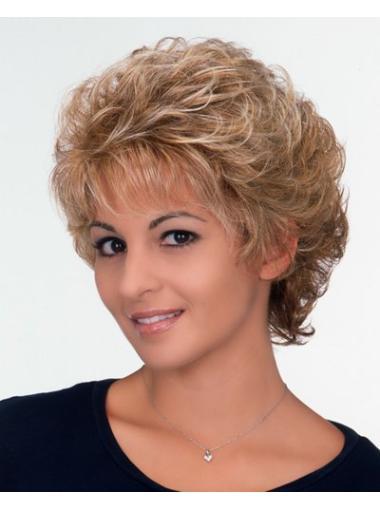 """Perruques Classiques 8"""" Merveilleuse Blonde"""