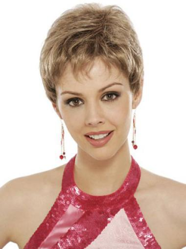 """Perruques Lace Frontale 6"""" Flexible Blonde"""