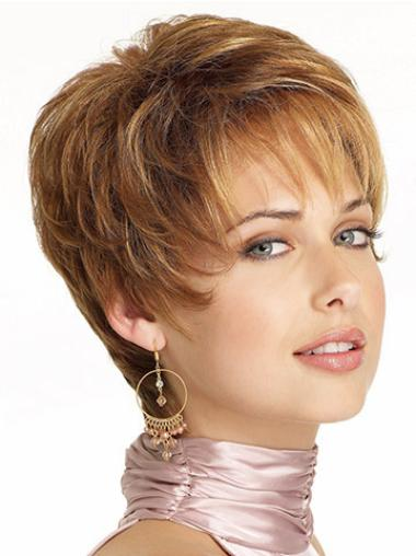 """Perruques Lace Frontale 6"""" Durable Brune"""
