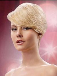 Extensions à Clip Synthétique Blonde