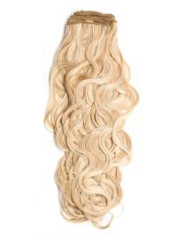 Extensions de Tissage Blonde Frisée