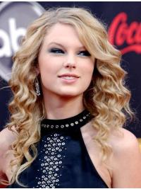 """Perruques Taylor Swift 14"""" Pratique Blonde"""