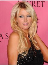 """Perruques Paris Hilton 18"""" Soyeuse Blonde"""