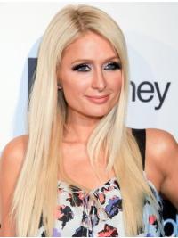 """Perruques Paris Hilton 18"""" En Vogue Blonde"""