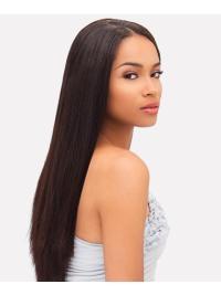 "Perruques Afro-Americaines Branchée Auburn 18"" Lisse"