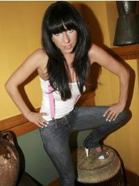 "Perruques Lady Gaga 20"" Fashion Noir"