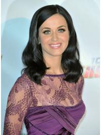 """Perruques Katy Perry 16"""" à la mode Noir"""