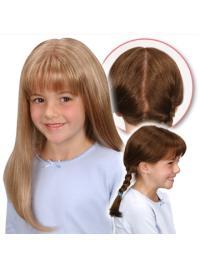 """Perruques Enfants 20"""" Haute Qualité Blonde"""