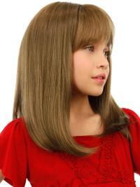 """Perruques Enfants 16"""" En Vogue Blonde"""