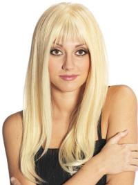 "Remy Human Perruques Lace 14"" Style Blonde"