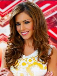 "Perruques Cheryl Cole 20"" Pratique Brune"