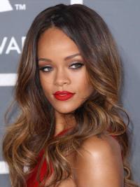"Perruques Rihanna 24"" Aimée Brune"